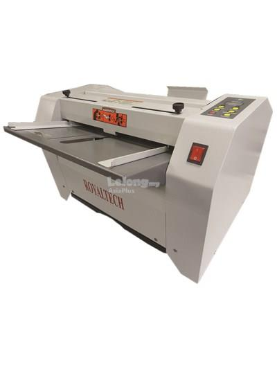ROYALTECH ELECTRIC DIGITAL BOOKLET MAKER - BOOKLET MAC