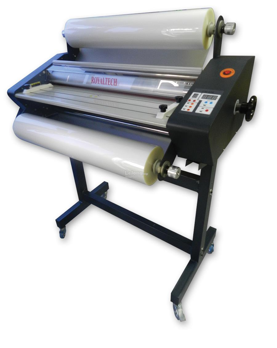 ROYALTECH HOT & COLD ROLL LAMINATING MACHINE - RT1100