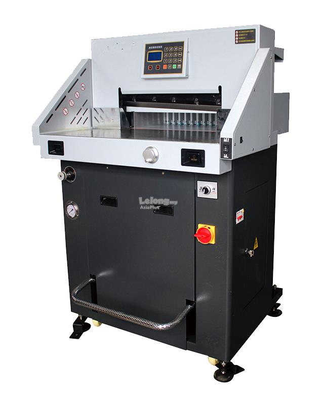ROYALTECH Hydraulic Program Control Paper Cutter - RTH670P