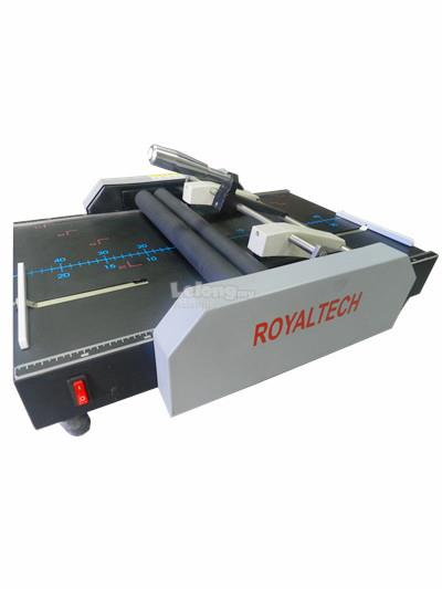 ROYALTECH Semi Electric Booklet Maker - RT1000