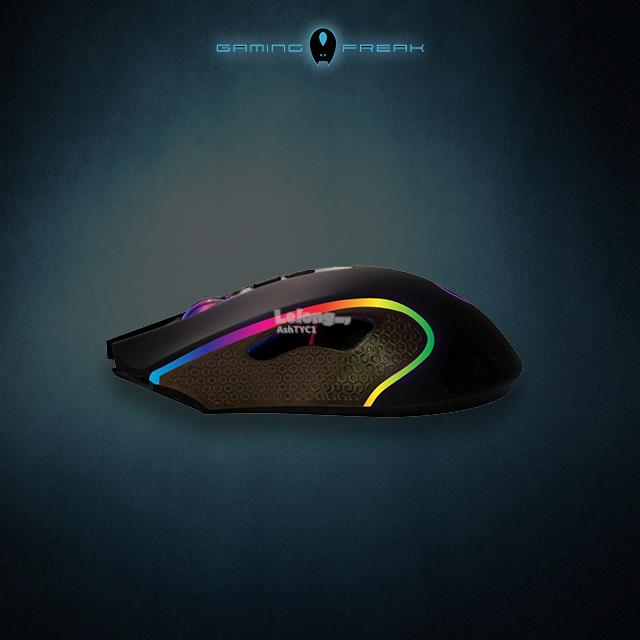 RR1 Dawn Guard RGB Gaming Mouse