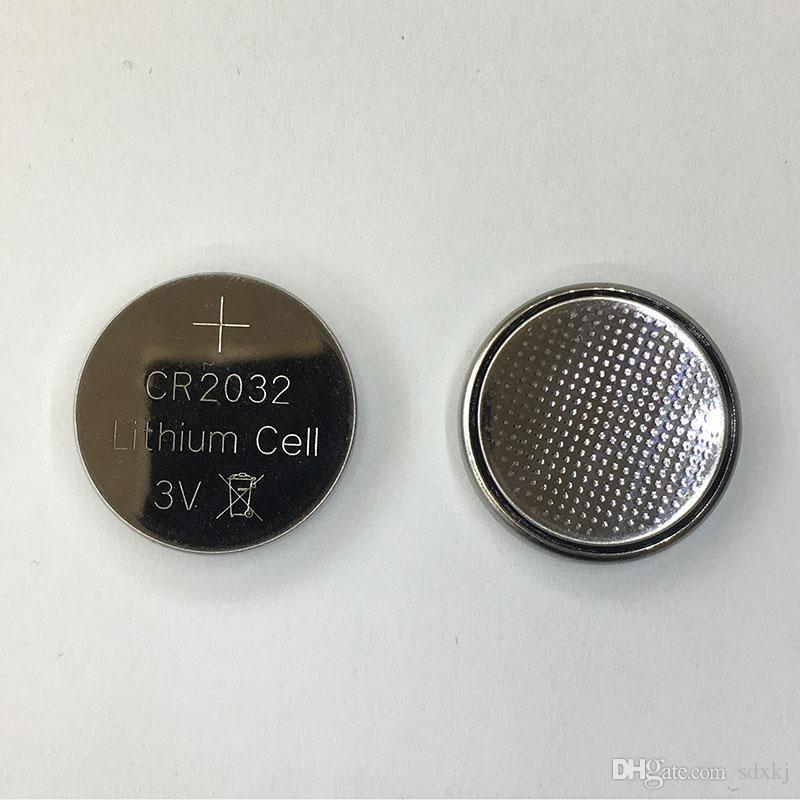 RTC Watch Control CR2032 3V Button Cell Coin Lithium Battery CMOS 2032
