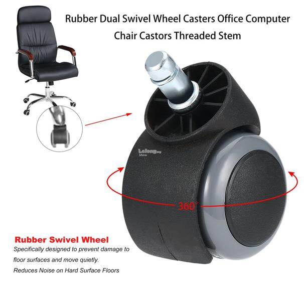 Rubber Casters Office Chair Excellent Office Chairs Rubber