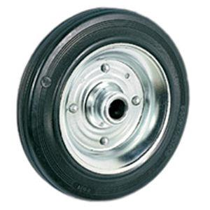 Rubber Wheel - 100mm