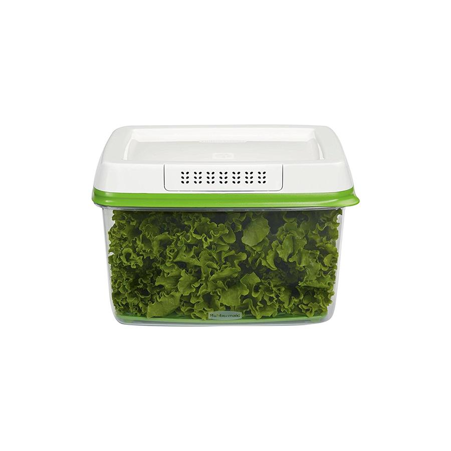 Rubbermaid FreshWorks Produce Saver Food Storage Container, 17.3 Cup