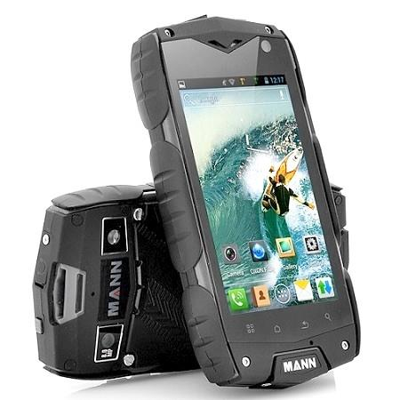 Rugged Android Phone-Waterproof, Shockproof, Dustproof (WP-A18).