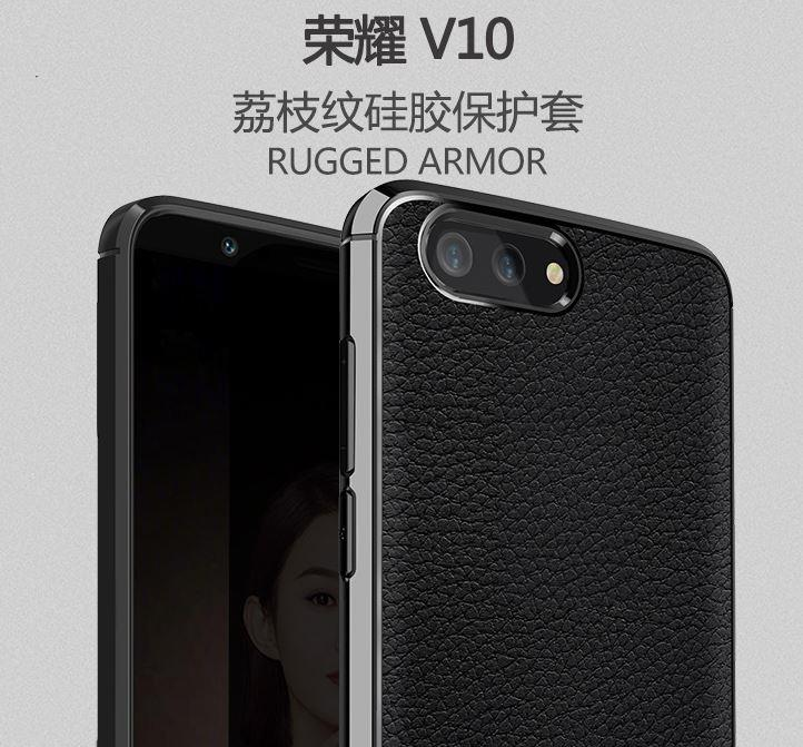 Rugged Armor Case Huawei Honor View 10 Casing Cover