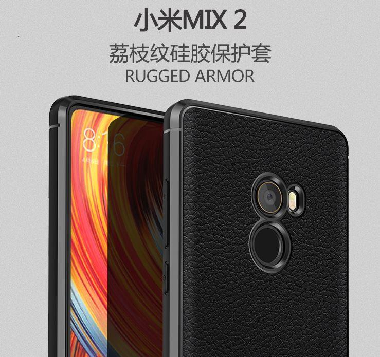 Rugged Armor Case Xiaomi Mix 2 Casing Protective Cover