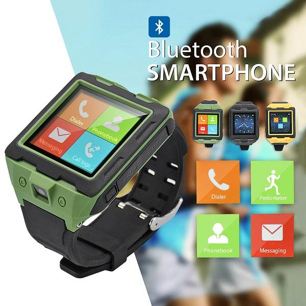 Rugged Design Smart Watch Phone (WP-S937).