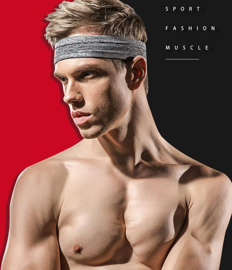 Running Headband Instant Sweat Abso (end 5 16 2021 12 00 AM) 1c670180c5