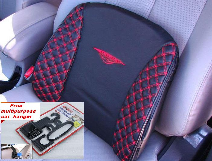 NEW RW Backrest Cushion Car Seat Back Support 27773