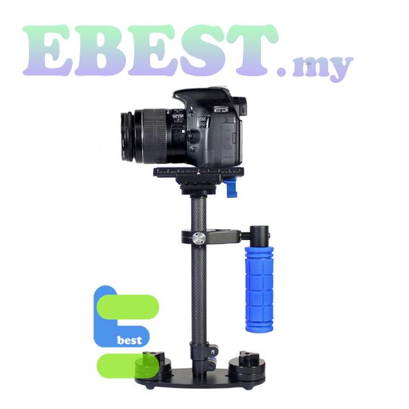 S-40C Handheld Mini Stabilizer for Camcorder DV Video Camera DSLR