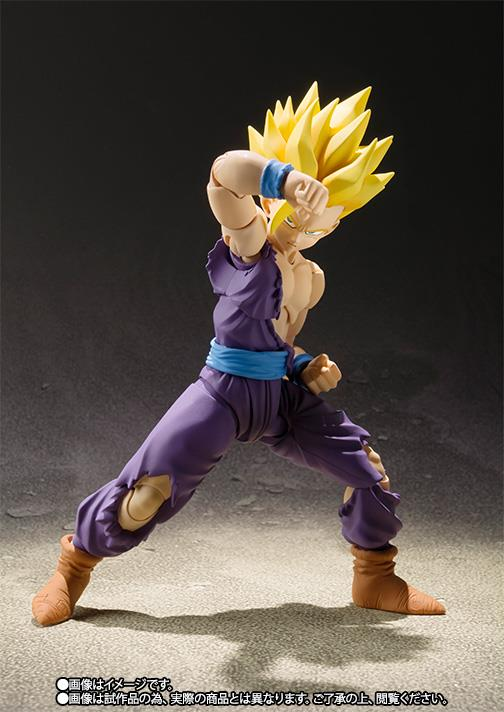 S.H.Figuarts Dragon Ball Z  Super Saiyan Son Gohan