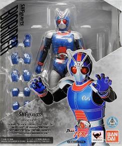 S H Figuarts Masked Rider Black RX - Kamen Rider Bio Rider
