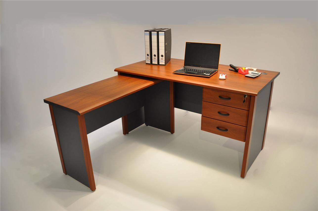 S+ Infinite Writing Desk/Office Table/Study Table With Drawers And Sid