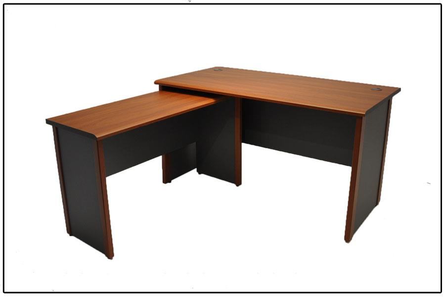 Etonnant S+ Infinite Writing Desk/Office Table/Study Table With Side Return. U2039 U203a