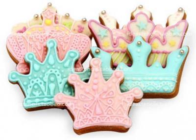 S Princess Cookie Cutter Crown Cu