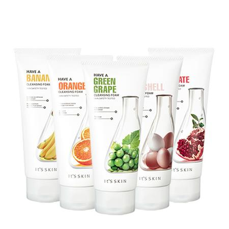 It´s Skin A Fruits and Eggshell Cleansing Foam