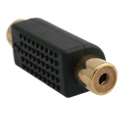 S-Video Male To RCA Female Converter