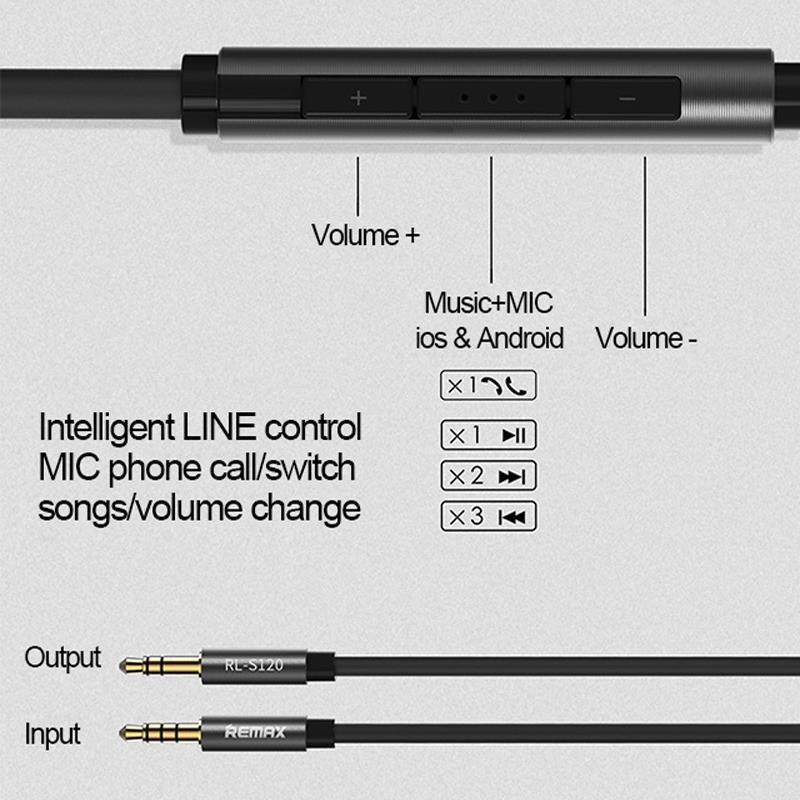 S120 AUX Smart Car Audio Cable