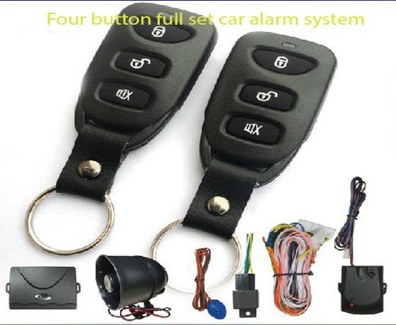 S292 car alarm / package / electronic anti-theft lock / car alarm by v