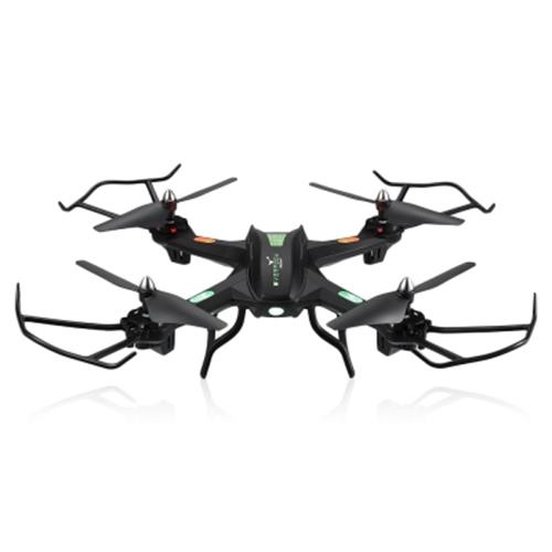 S5 2.4G 4CH 6-AXIS ALTITUDE HOLD RC QUADCOPTER DRONE (BLACK)