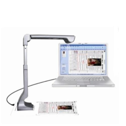 S600 Document Scanner With Photo/Video Recording (S600) ★