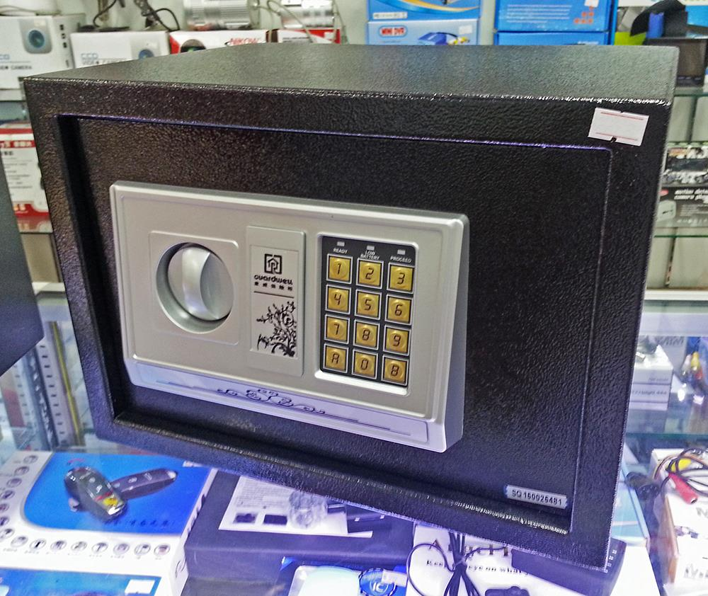Safety Box S25D Hotel Safe New Unopened Unit