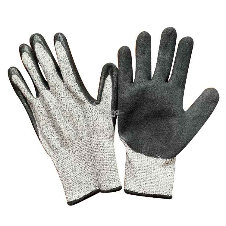 Safety Gloves- Cut Resistance Level 5 EN388 Protection,