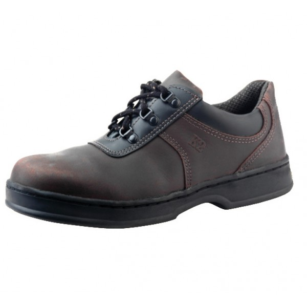 Safety Shoes K2 Low Cut Lace Up TE 2002K MX Brown
