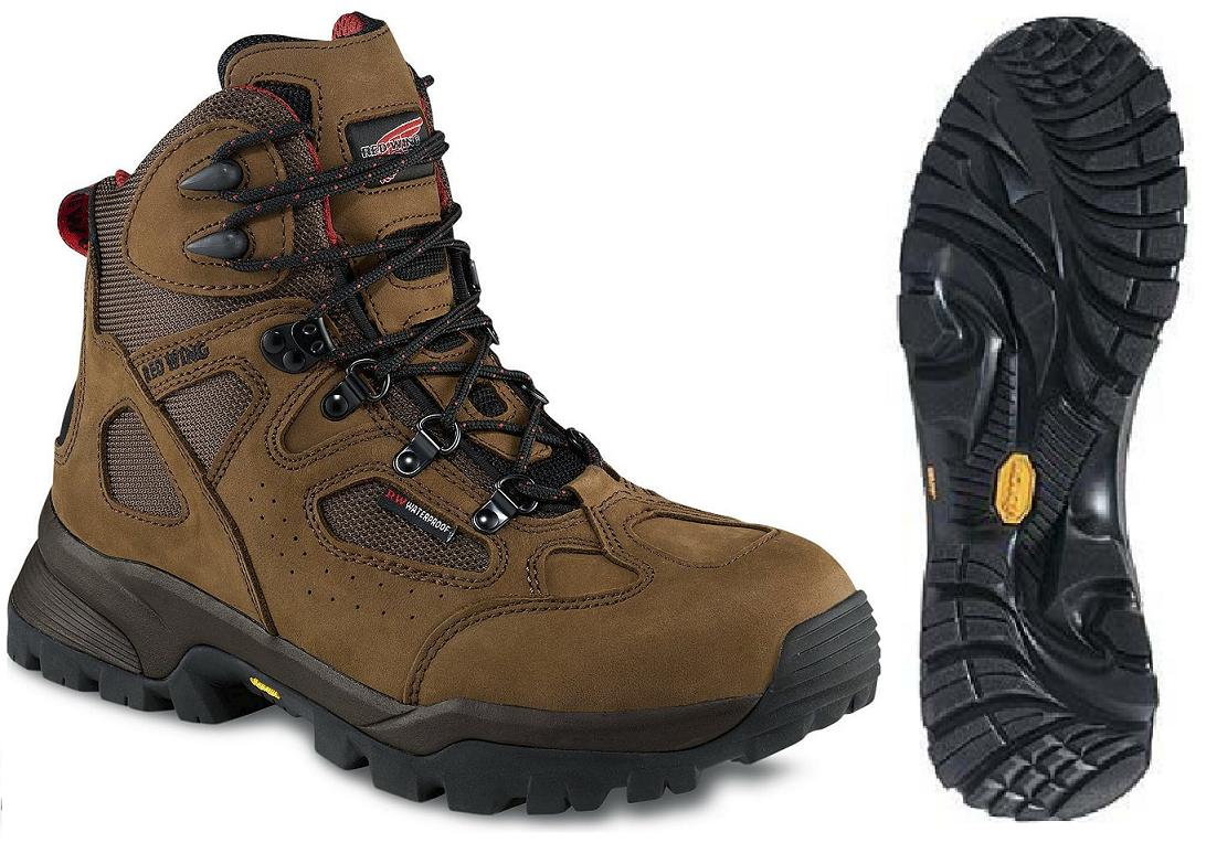 Safety Shoes Red Wing Men 6 Inches M (end 3/27/2018 641 PM)
