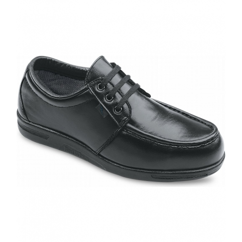 Safety Shoes Red Wing Men Low Cut Oxford Black ST SD 6604