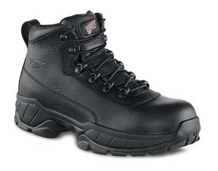 Safety Shoes Red Wing Women Hiker Black WP EH 2380