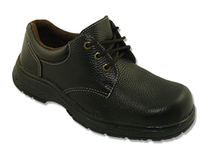 Safety Shoes Rhino Low Cut 3 Inches Lace Up Black C3100  Customize