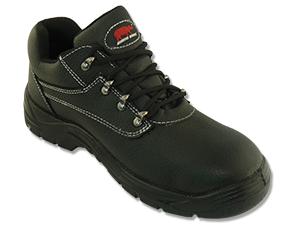 7377de2a06b Safety Shoes Rhino Low Cut Lace Up Black TP3100SP
