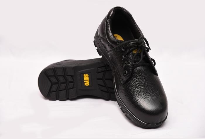 Safety Shoes Shiyo Low Cut 5Inch Lace Up SH801 Black