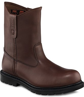 911eefaa150 Safety Shoes Worx By Red Wing Men High Cut 9 Inch EH ST 9227