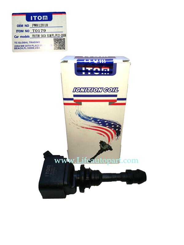 Saga BLM/ FL/ FLX Ignition Plug Coil- PW812018
