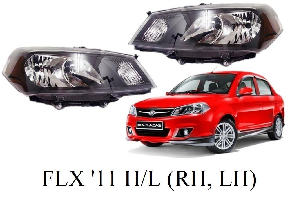 Saga FLX Head Lamp Original Type (Sell in pc)