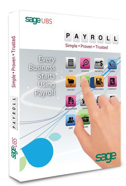 Sage Payroll Software - Pay 150 - (Compliance with EIS 2018)