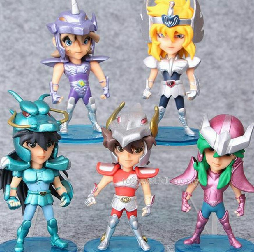 Super SAINT SEIYA Figurine. Ikki Shiryu H (end 6/25/2017 12:46 PM) UJ49