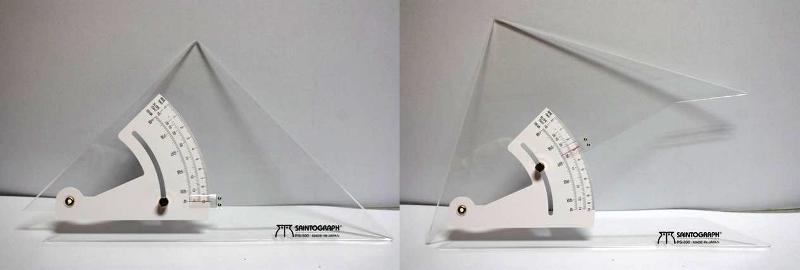 Saintograph Adjustable Triangle
