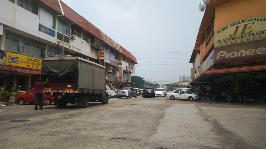 For Sale 3 Sty Shop Office, Fully Tenanted, Taman Seri Serdang