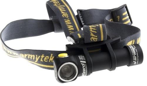 SALE Armytek Wizard V2 CREE XM-L2 Cool White LED Headlamp / Flashlight