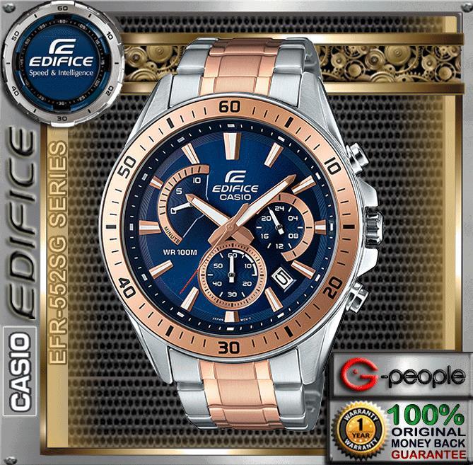 7f18a695d871 SALE !!! CASIO EDIFICE EFR-552SG-2A (end 9 17 2019 1 46 PM)