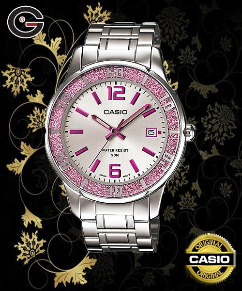 SALE!! CASIO LTP-1359D-4A LADY WATCH ☑ORIGINAL☑