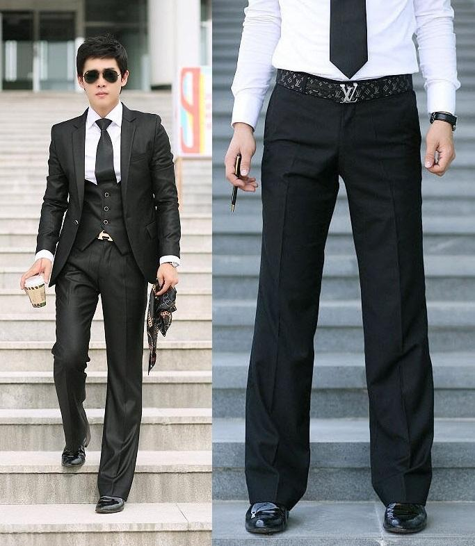 SALE!!! D.HOMME CLASSIC KOREAN STUNNING STRIPE TROUSERS/PANTS