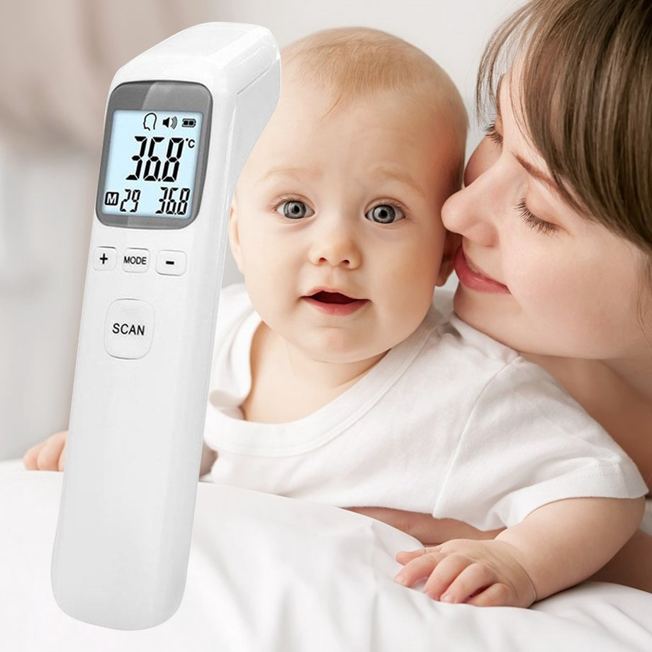 Sale Medical Infrared Thermometer PORTABLE Non-contact Handheld Body O