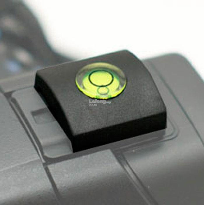 SALES! Hot Shoe Cover With Bubble Spirit Level For Sony (Old Hot Shoe)
