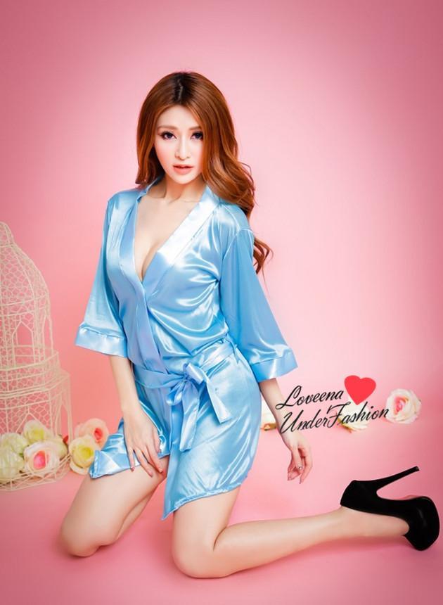 04ce0a25a0  Sales IceSilk Robe Sexy Nightwear L (end 9 25 2019 4 15 PM)